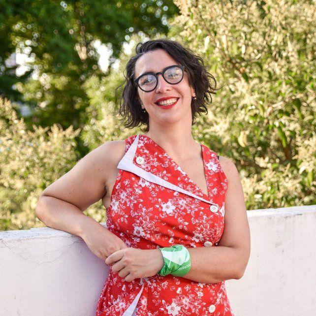 La politóloga rosarina Pilar Escalante