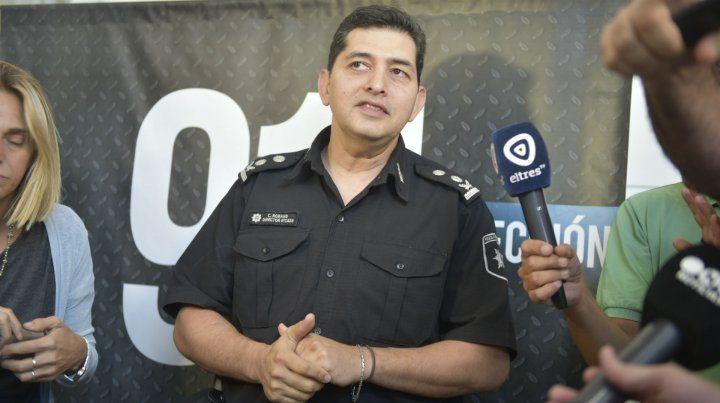 Romano asumió la jefatura de la Unidad Regional II el 18 de diciembre pasado.