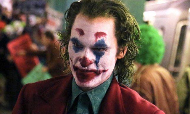 Joaquín Phonenix, el protagonista de Joker, preso en una manifestación por el clima