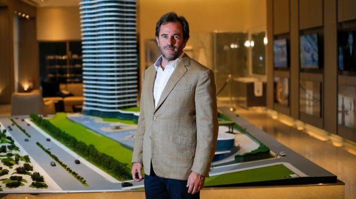 Germán Cardoso asumirá en el Ministerio de Turismo de Uruguay en marzo próximo.