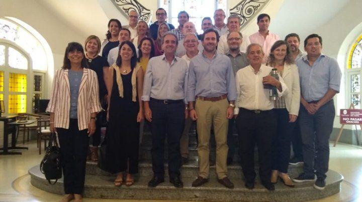 El designado Ministro de Turismo se reunió con los directores departamentales de turismo de Uruguay en Piriápolis.