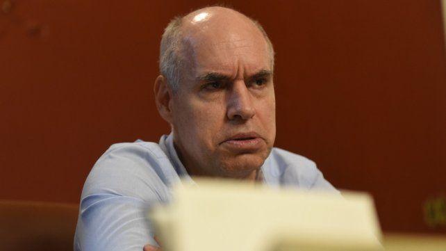 Cambio. El jefe de Gobierno porteño ya se reunió con el presidente Alberto Fernández.