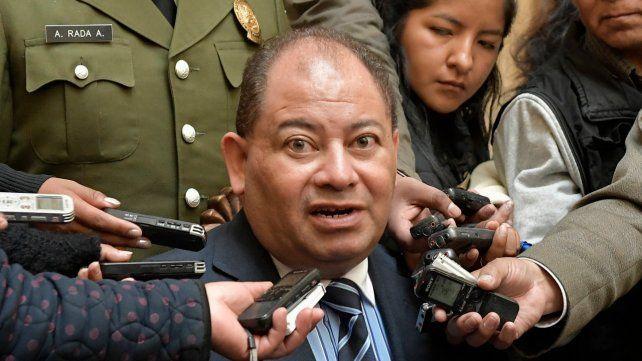 Bolivia: citan a un ministro de Evo Morales