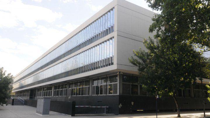 El Centro de Justicia Penal fue atacado el 3 de enero.
