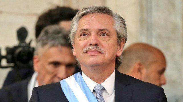 Desafíos. Alberto Fernández inició un mandato de cuatro años que aparecen llenos riesgos y obstáculos.