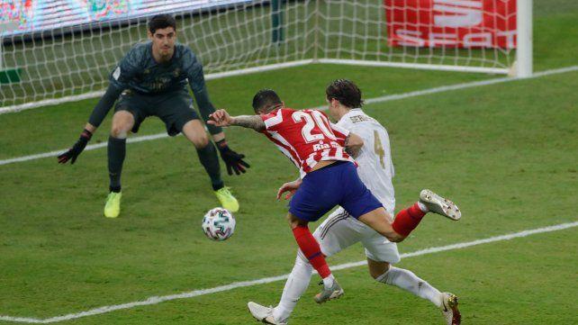 El Atlético de Simeone perdió en los penales la final de la Supercopa