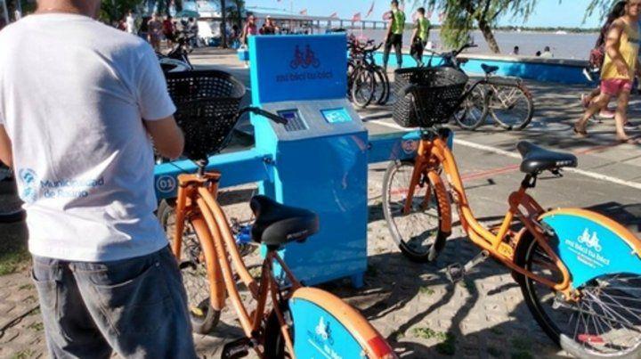 sistema público. Sigue incorporando alternativas para trasladarse en pleno verano en la ciudad.