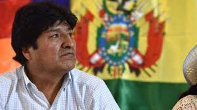 Evo promete armar milicias si vuelve a Bolivia