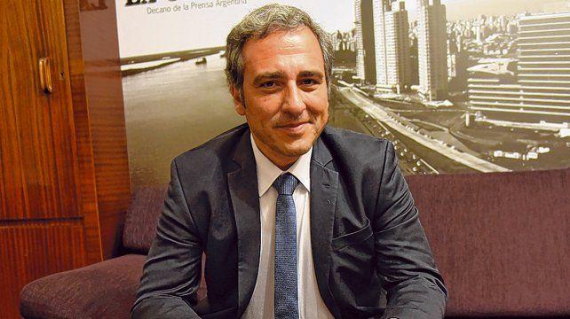 Propuestas. El diputado provincial Oscar Cachi Martínez pide el diálogo de todos los sectores.
