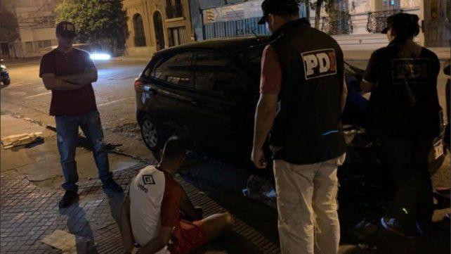 Un detenido bajo sospecha de haber planificado el ataque a balazos contra el casino