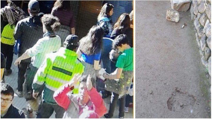 Turistas argentinos, detenidos en Perú por desórdenes en el Machu Picchu