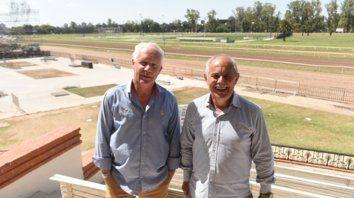 Horacio Gattarello y Jorge Ruiz hablaron con Ovación.
