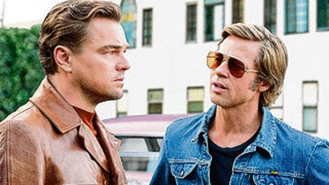 Dupla de oro. DiCaprio y Pitt.