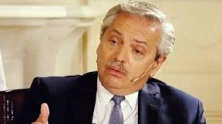 Alberto criticó la cláusula gatillo y anunció que envía la reforma judicial
