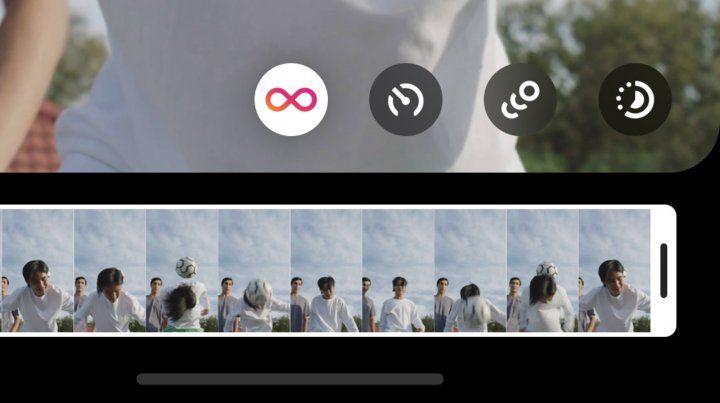 Instagram suma tres nuevos efectos a Boomerang: SlowMo, Echo y Duo