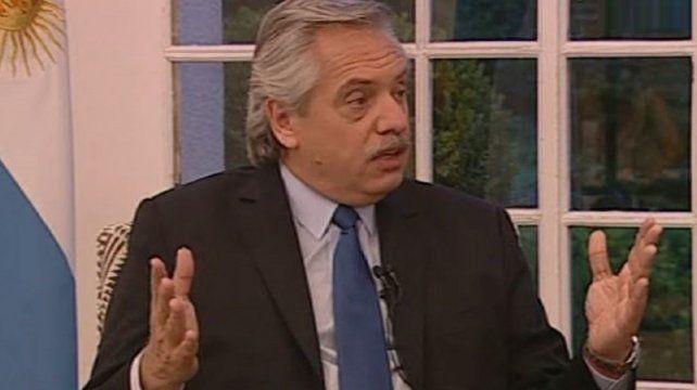 El presidente Alberto Fernández inicia su primer gira por el exterior.
