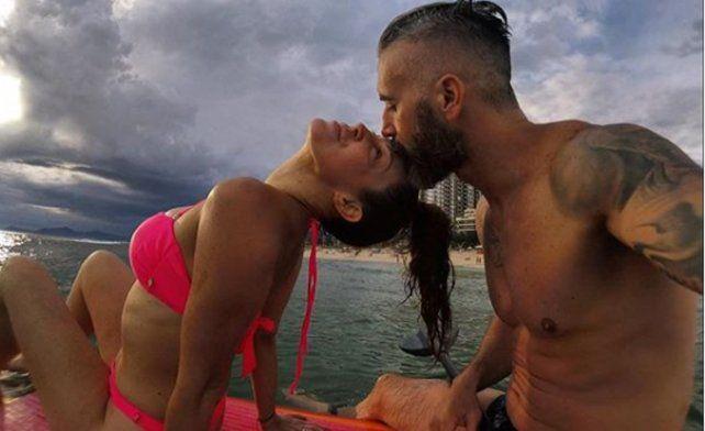 Habló un testigo de la infidelidad que terminó con la pareja de Miriam Lanzoni