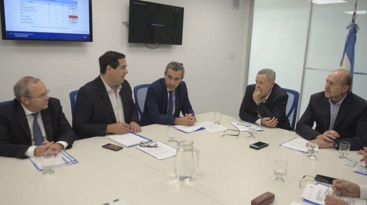 Perotti: No vamos a tolerar situaciones de violencia como las que estamos viviendo