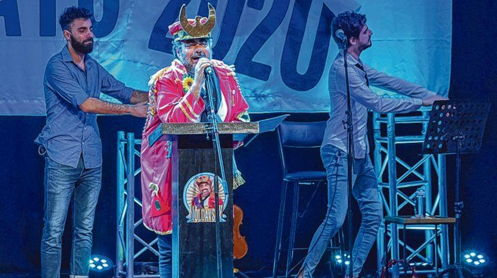 premio. Roberto Moldavsky obtuvo en 2019 el premio Estrella de Mar a mejor espectáculo de humor.