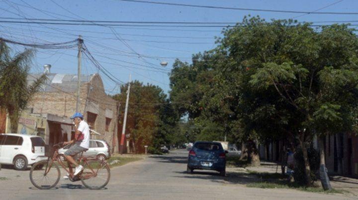Tablada. Avaca fue encerrado cuando caminaba por Garibaldi al 200.