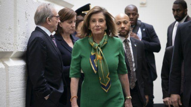 capitolio. Nancy Pelosi
