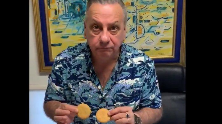El dueño de Guaymallén reveló los ingredientes de su nuevo alfajor para finolis