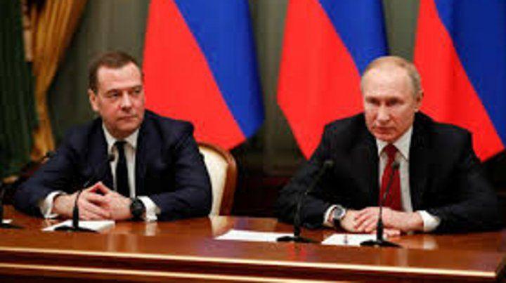 Putín remueve a su gabinete para seguir en el poder luego de 2024