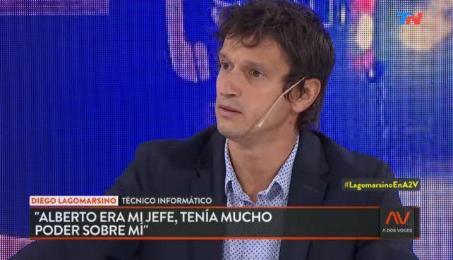 El perito informático Diego Lagomarsino cuestionó la causa del caso Nisman.