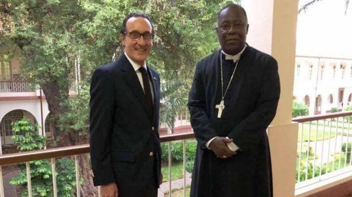 Podrían bajar el embajador propuesto para el Vaticano