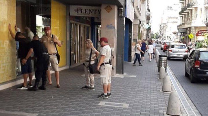 Amplio operativo de control del municipio y Gendarmería