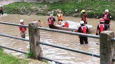 Hallaron flotando en un arroyo el cuerpo del remisero desaparecido