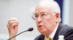 veterano. Ken Starr acusó a Bill Clinton. Será acompañado por Alan Derhshowitz, un experto constitucionalista.
