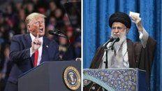 Donald Trump, advirtió al líder supremo de Irán, el ayatolá Alí Jamenei.