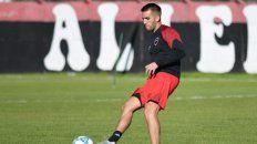 Se va. Lucas Villarruel, a Liga de Quito.