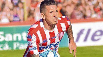 ¿Arranca? Damián Martínez mantuvo regularidad en Unión y ahora lo quiere Cocca.
