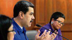 jugada. Maduro descalificó a los asesores de Trump. Son terribles.