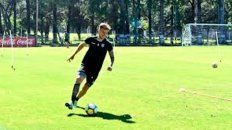 Segundo pasajero. Arciero llega hoy a Rosario y firmará a préstamo.