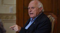 El exgobernador y actual titular de la Cámara de Diputados