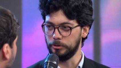 Un participante se presentó en el segmento de parecidos famosos y sorprendió por su similitud a el Profesor de La casa de papel.