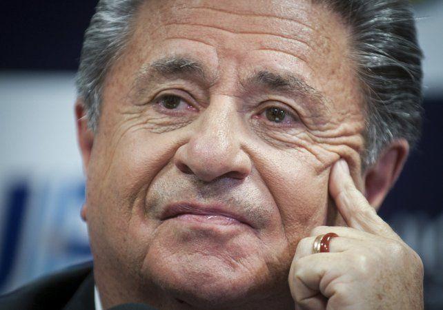 El expresidente de la Nación Eduardo Duhalde.