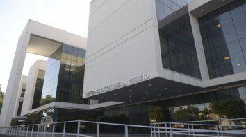 A pie. Teletubi se fugó el 20 de diciembre por la puerta principal del CJP.