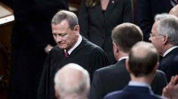 El presidente de la Corte Suprema, John Roberts