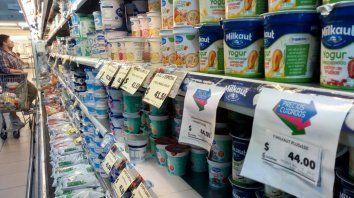 Inflación. Los precios de los alimentos subieron 56,8% en 2019.