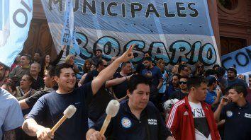 Los municipales esperan precisiones sobre la política salarial