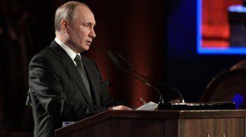 eterno. El súbito impulso reformista de Putin busca extender su poder.