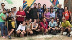 Homenaje a Fernando Báez en recuerdo a su tarea solidaria