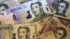 Los billetes de 5 pesos podrán circular hasta el 29 de febrero