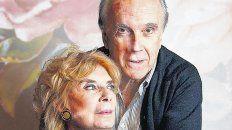 Matrimonio. Dufau y Urquijo habían cumplido 35 años de casados.