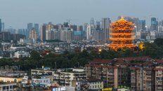 Wuhans es uno de los centros industriales más grandes de China.