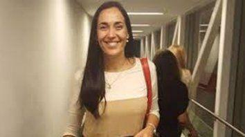 Ministra de Medio Ambiente y Cambio Climático, Erika Gonnet.